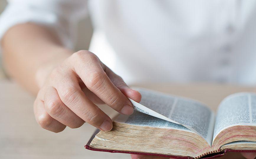 A garantia da salvação
