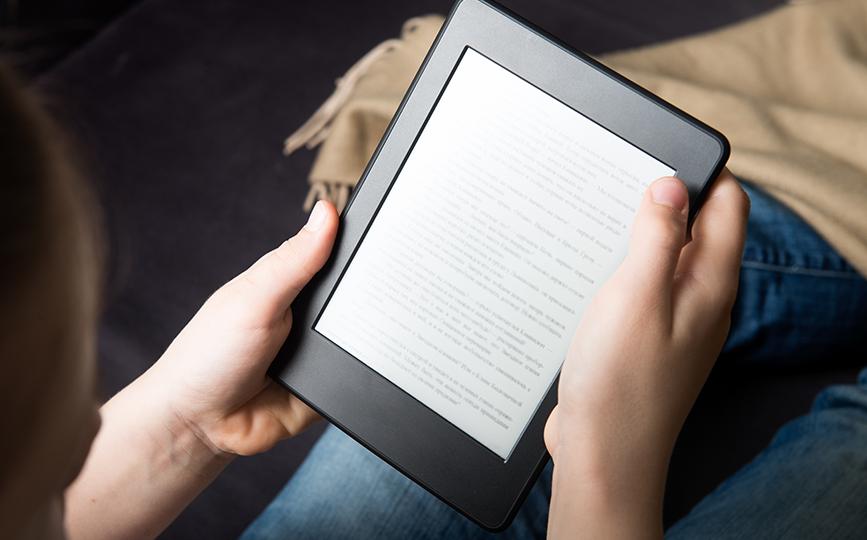 4 motivos para ler e-books